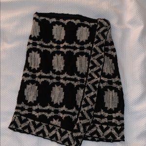 Free People tribal pattern skirt
